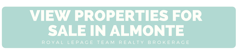Homes for Sale in Almonte